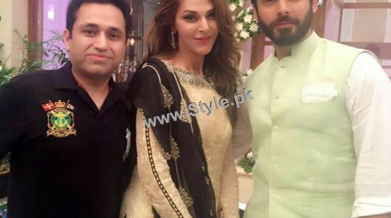 See Fawad khan in Starry Nights with Sana Bucha