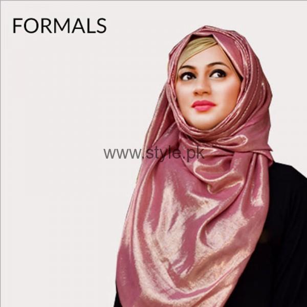 Hijabeaze Latest Hijab Collection 2016  (3)