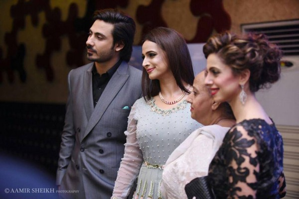 Ishq Positive Premiere in Lahore (13)