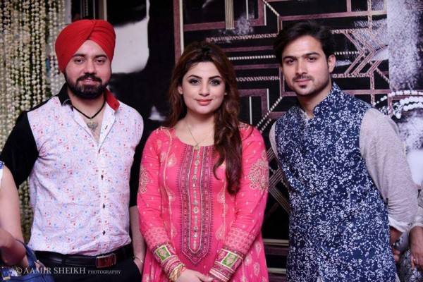 Ishq Positive Premiere in Lahore (14)