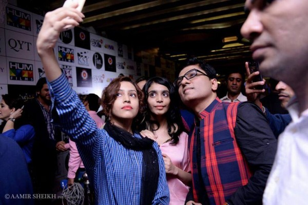 Ishq Positive Premiere in Lahore (2)