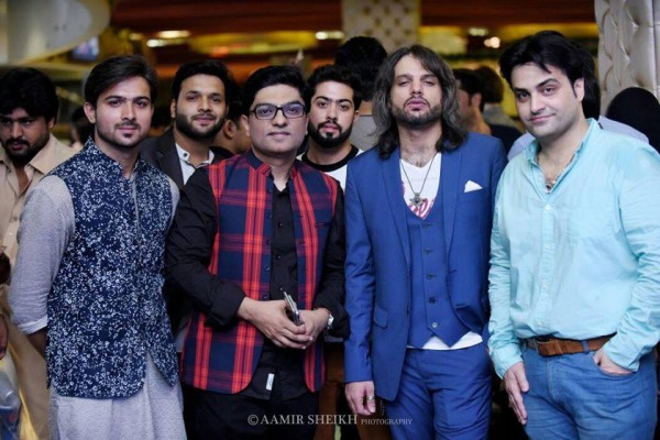 Ishq Positive Premiere in Lahore (8)