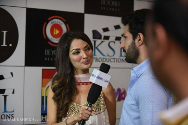Ishq Positive Premiere in Lahore (9)