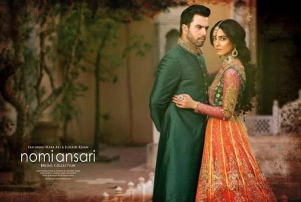 Maya Ali And Junaid Khan 3
