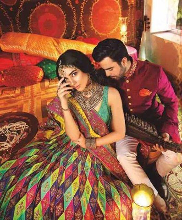 Maya Ali And Junaid Khan