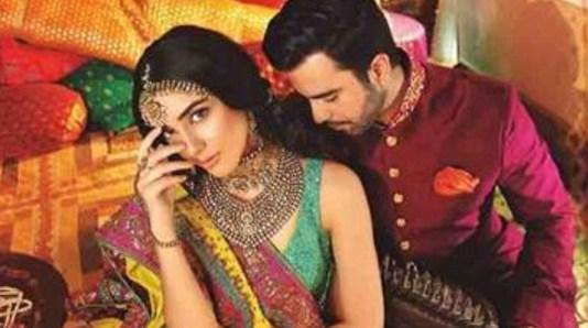 Maya Ali and Junaid Khan Bridal Photoshoot