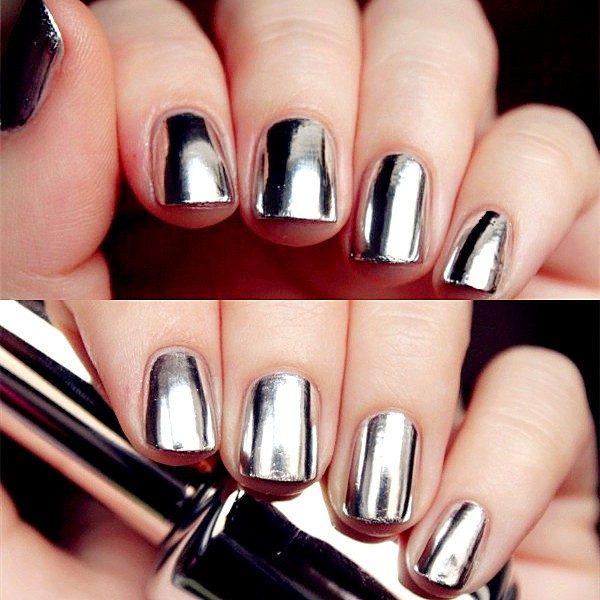 Mirror Nail Polish is much in fashion (4)