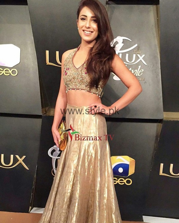 Pakistani Celebrities at Lux Style Awards 2016 (20)