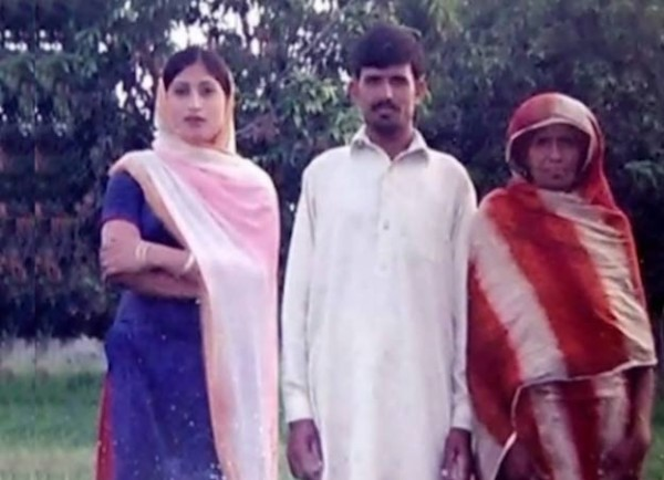 Qandeel Baloch Wedding Picture