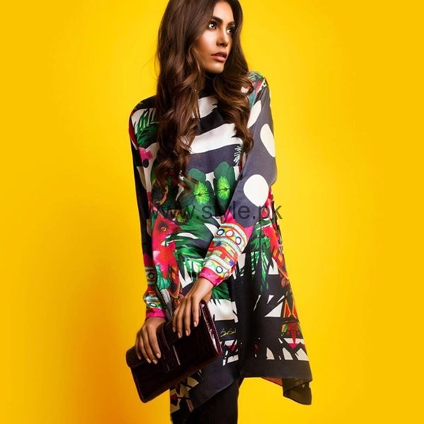Sana Safinaz Pret Wear Dresses 2016 For Women
