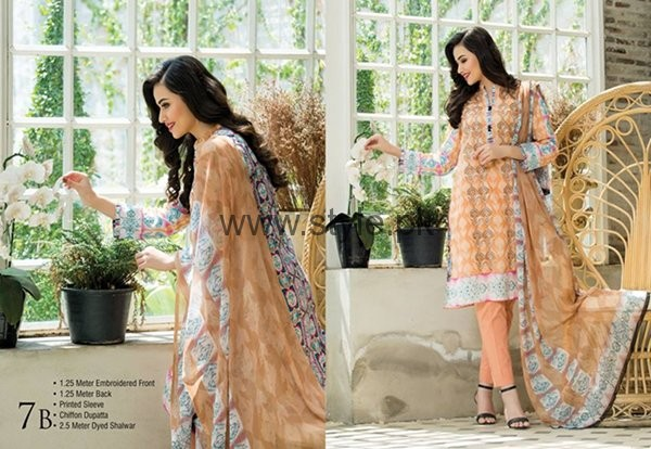Sheen Lawn Dresses 2016 By Flitz For Women006