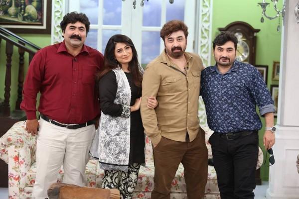 The Nawaz Siblings in Good Morning Pakistan (5)