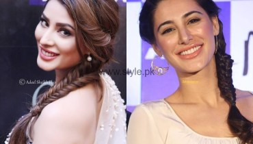 See Is there Resemblance between Mehwish Hayat and Nargis Fakhri