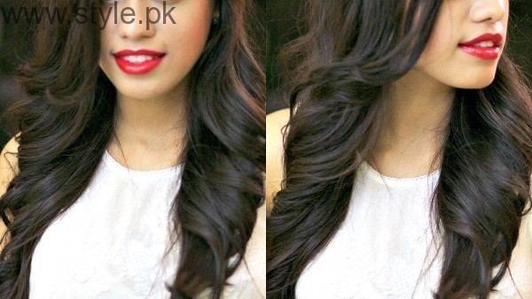 5 Different Hair Blow dry styles (2)