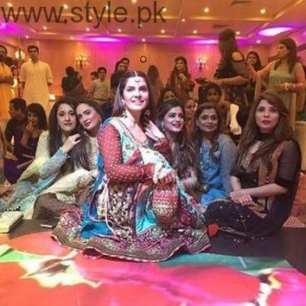 Amber Khan Daughter Wedding
