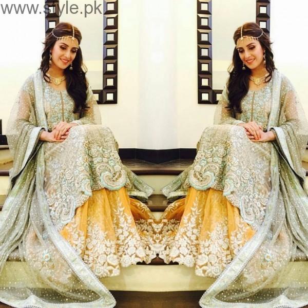 Ayeza Khan Bridal Click