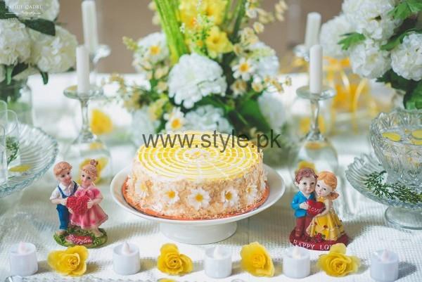 Ayeza Khan at her 2nd Wedding Anniversary (2)