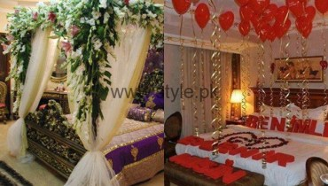 See Bridal Wedding Room Decoration Ideas 2016