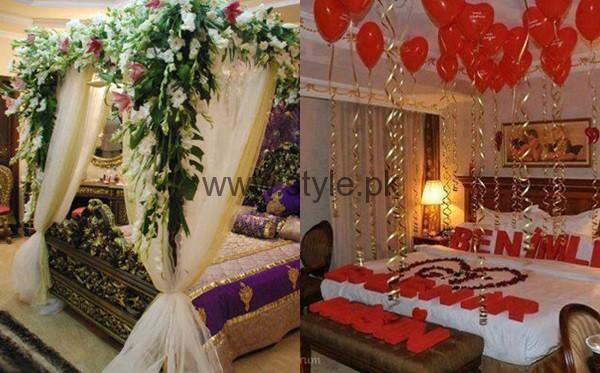 See Bridal Wedding Room Decoration Ideas 2016
