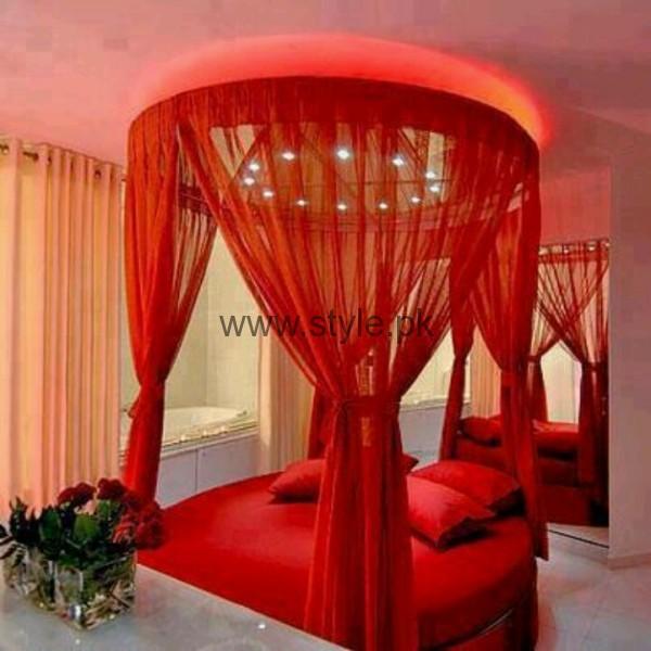 Bridal Wedding Room Decoration Ideas 2016 (15)