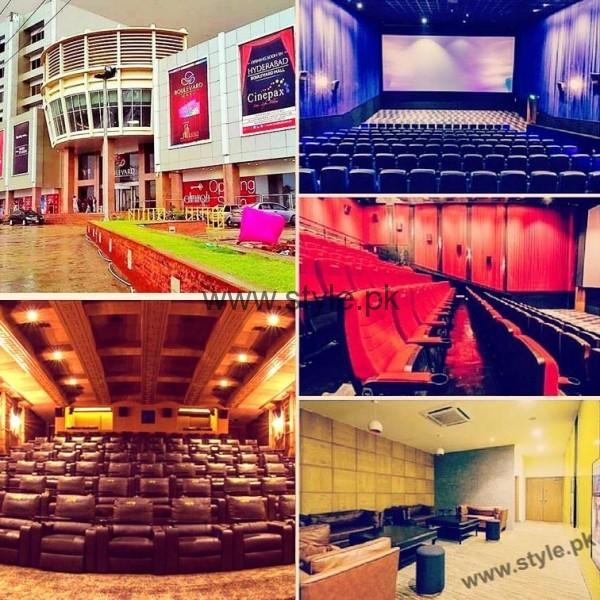 Cinepax Cinema Hyderabad