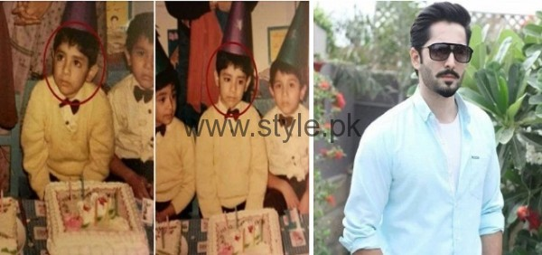 Danish Taimoor Childhood