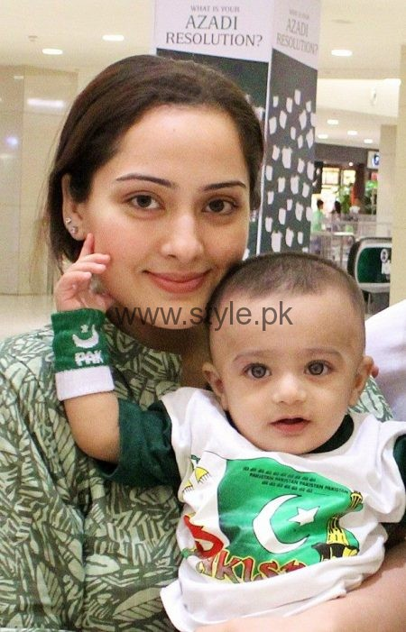 Family Pictures of Nausheen Ibrahim and Ahmed Hassan (2)