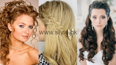 See Hairstyle is very important part of your whole look. So, choose it carefully.