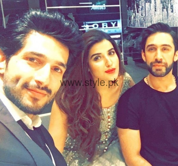 Hareem Farooq At Janaan Film Promotions