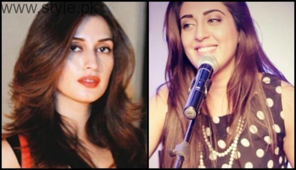 Iman Ali and Rahma Ali