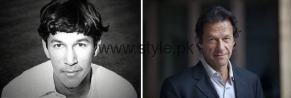 Imran Khan Childhood
