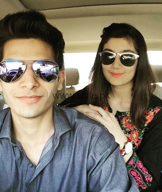 Ins-e-Yazdan and Aaima Mushtaq