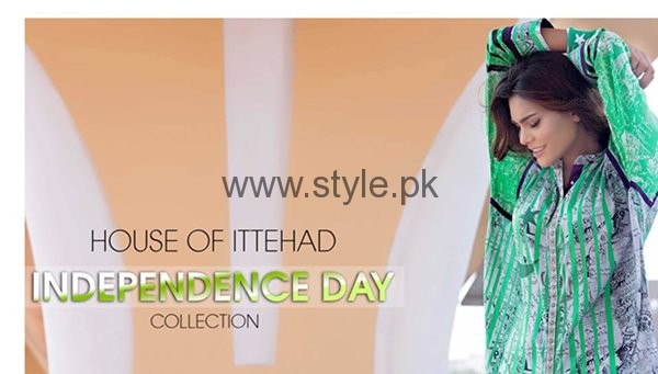 Ittehad Textiles Independence Day Dresses 2016 For Women04