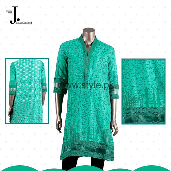 Junaid Jamshed Independence Day Dresses 2016 For Women003