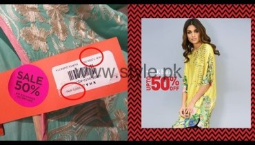 See Khaadi Season end Sale 2016