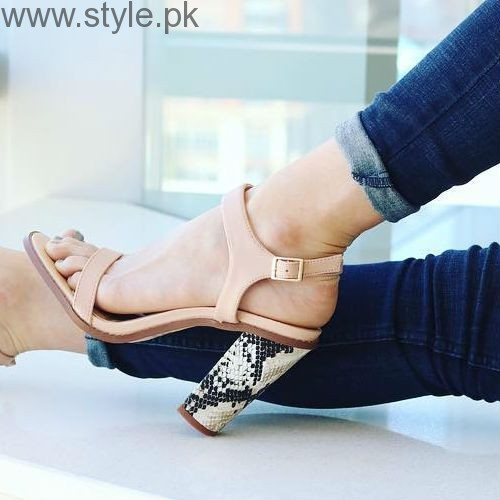 Latest Block Heel Sandals 2016 (17)