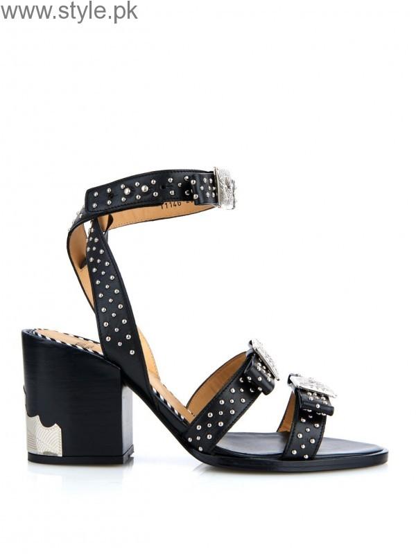 Latest Block Heel Sandals 2016 (2)