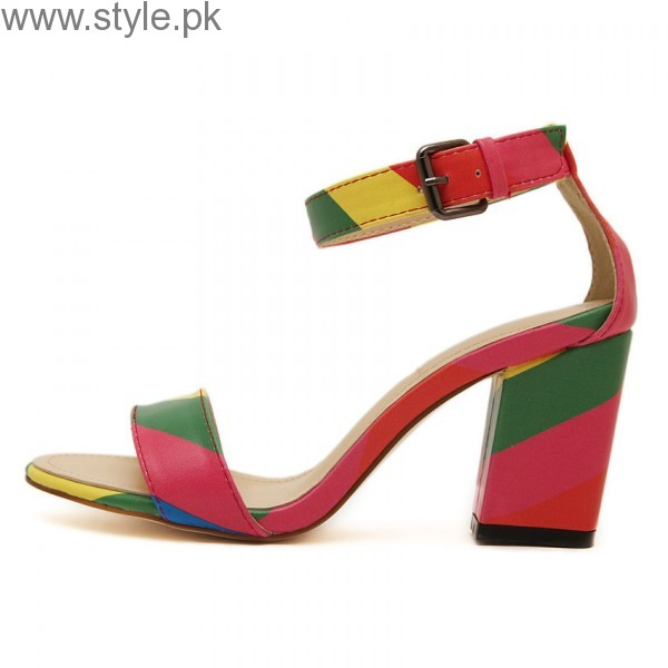 Latest Block Heel Sandals 2016 (21)