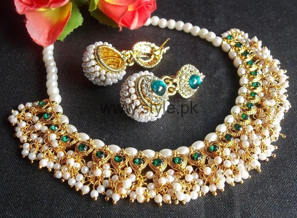 Latest Bridal Mehndi Jewellery 2016 (21)