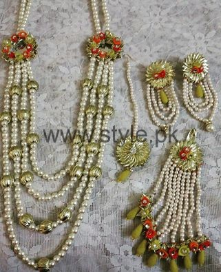 Latest Bridal Mehndi Jewellery 2016 (23)