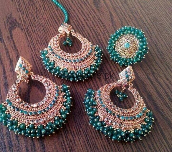 Latest Bridal Mehndi Jewellery 2016 (24)