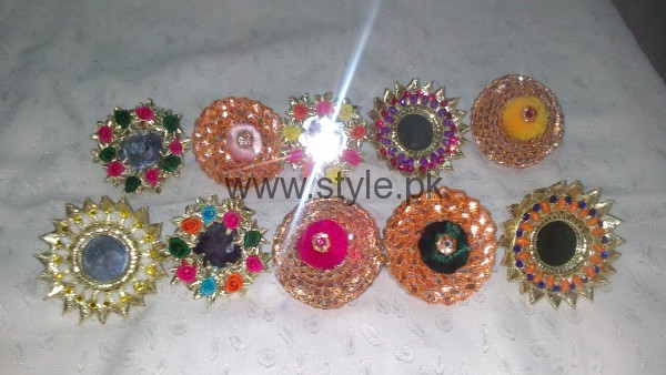 Latest Bridal Mehndi Jewellery 2016 (3)