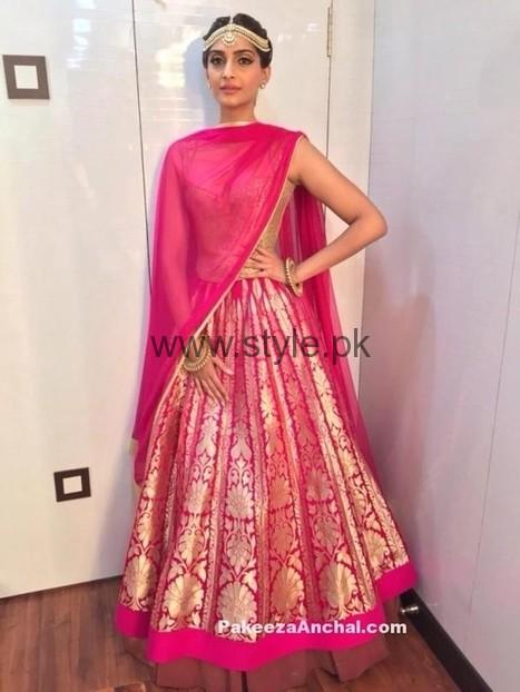 Latest Dresses 2016 for Mehndi Event (10)