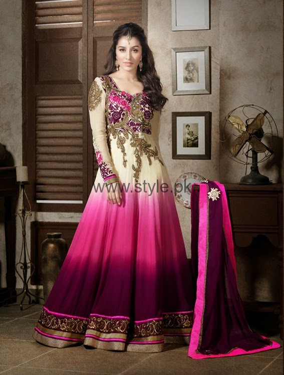 Latest Dresses 2016 for Mehndi Event (6)