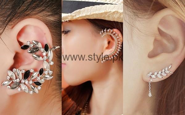 See Latest Ear Cuffs Designs 2016