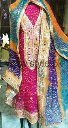 Latest Mayon Chunri Dresses 2016 for Women (14)