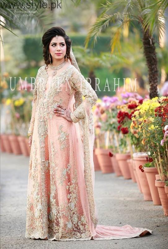 Latest Pakistani Engagement Dresses (6)