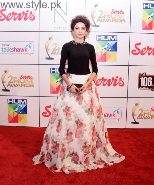 Sarwat Gilani in long Pakistani Skirt (9