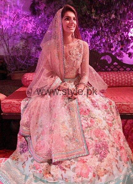 light color walima dress