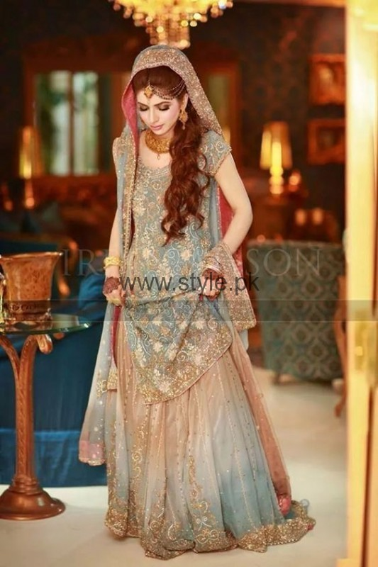 Latest Walima Dresses
